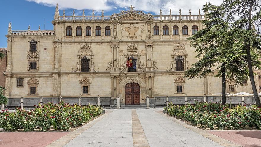 La Universidad de Alcalá de Henares.