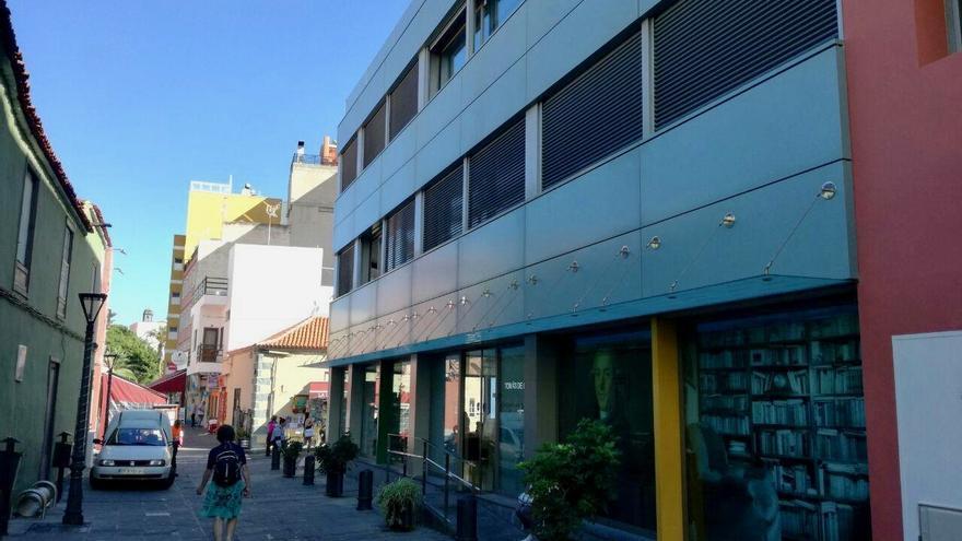 Biblioteca municipal de Puerto de la Cruz