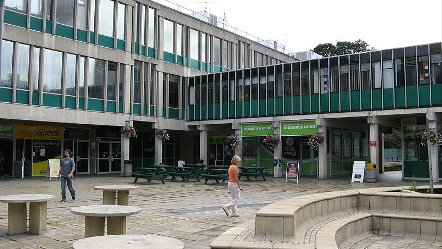 Imagen de la Universidad de Essex, en Reino Unido / Rwendland