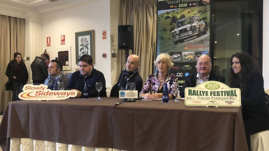 El Rally de los Valles Pasiegos congregará en mayo de 2020 a 80 equipos de 9 nacionalidades