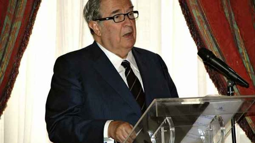 Imagen de archivo de Jerónimo Saavedra. EFE