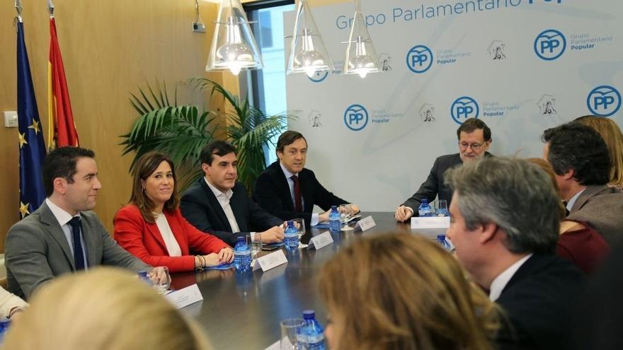 Rajoy emplaza al PP a seguir buscando acuerdos en el Congreso porque quiere una legislatura larga
