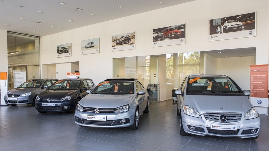 Las ventas de vehículos en Cantabria suben un 4,7% hasta octubre