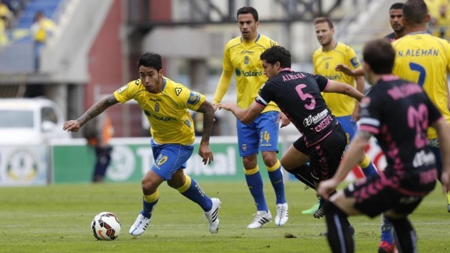 Último encuentro oficial entre Las Palmas y el Tenerife en el Estadio de Gran Canaria