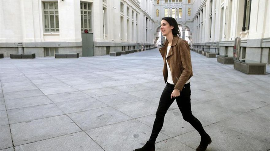 La portavoz del Ayuntamiento de Madrid, Rita Maestre, juzgada por un delito de odio religioso