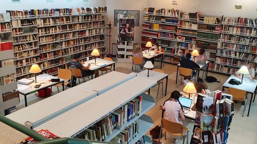 Las bibliotecas, los graneros del saber