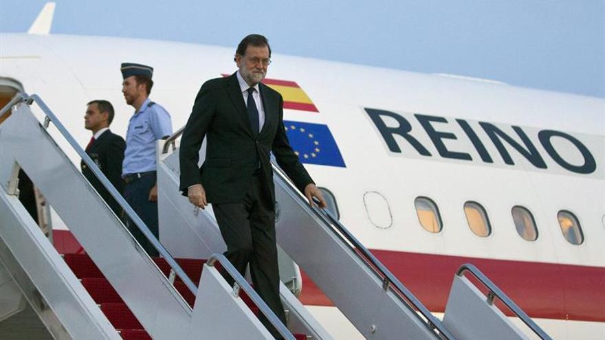 Rajoy cancela el viaje a la cumbre de la UE de Estonia por la situación en Cataluña y los PGE