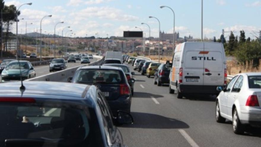 Tráfico En Carretera
