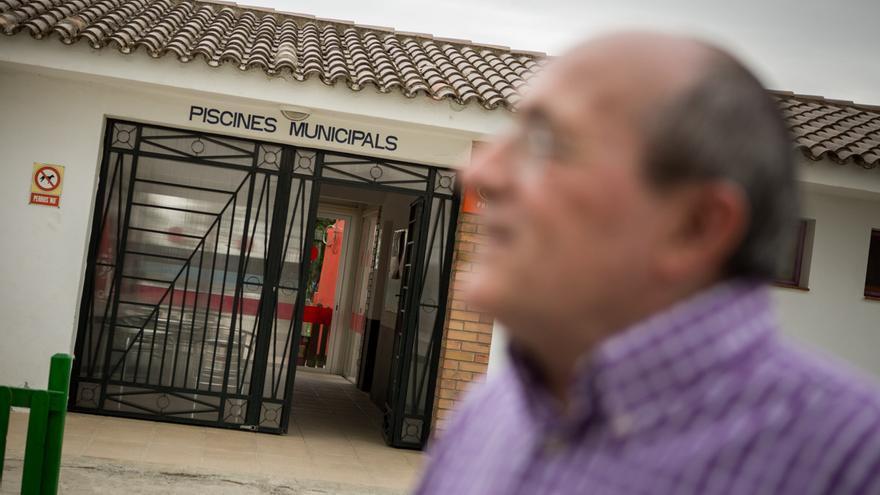 Gimenells cuenta con instalaciones deportivas y piscinas municipales / ENRIC CATALÀ