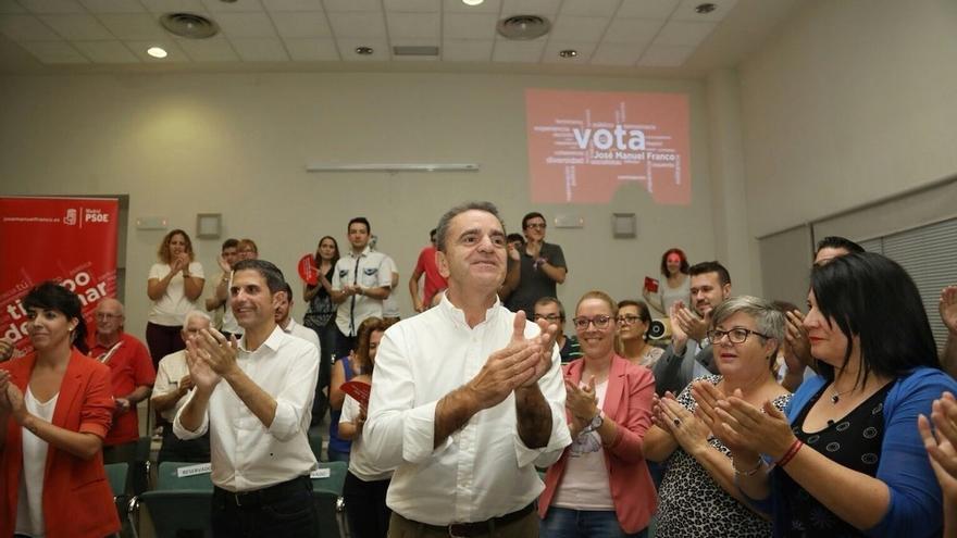 José Manuel Franco arrasa en las primarias del PSOE-M con el 71% y se convierte en el nuevo secretario general