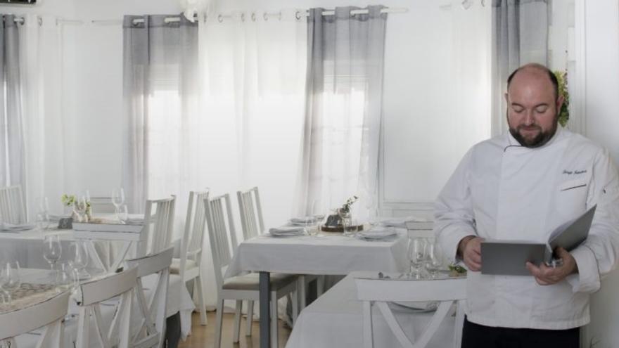 Jorge Susinos regenta la cocina de 'La Martina' en Tarancón (Cuenca)