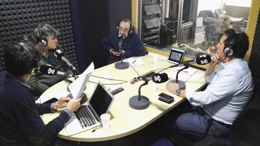 Fidel debate Carne Cruda