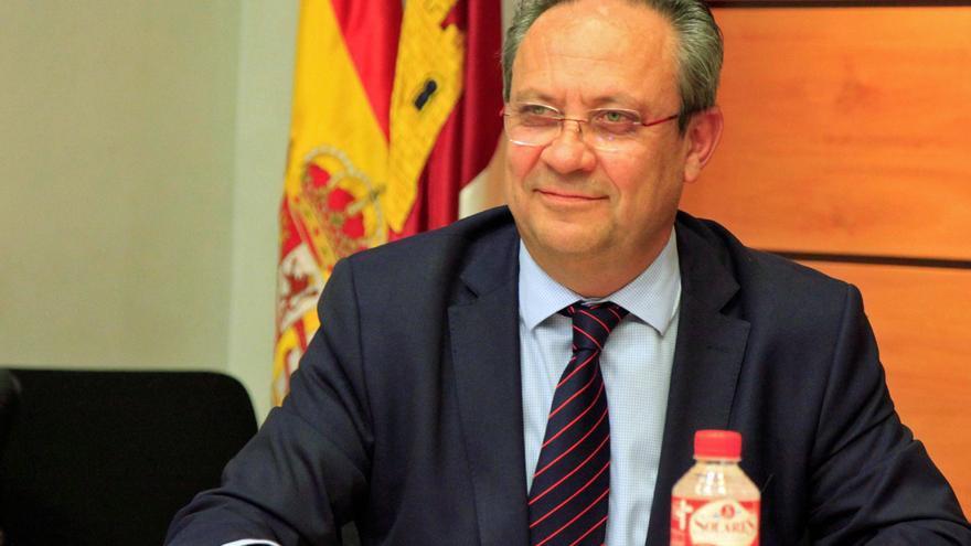 Juan Antonio Ruiz Molina, consejero de Hacienda