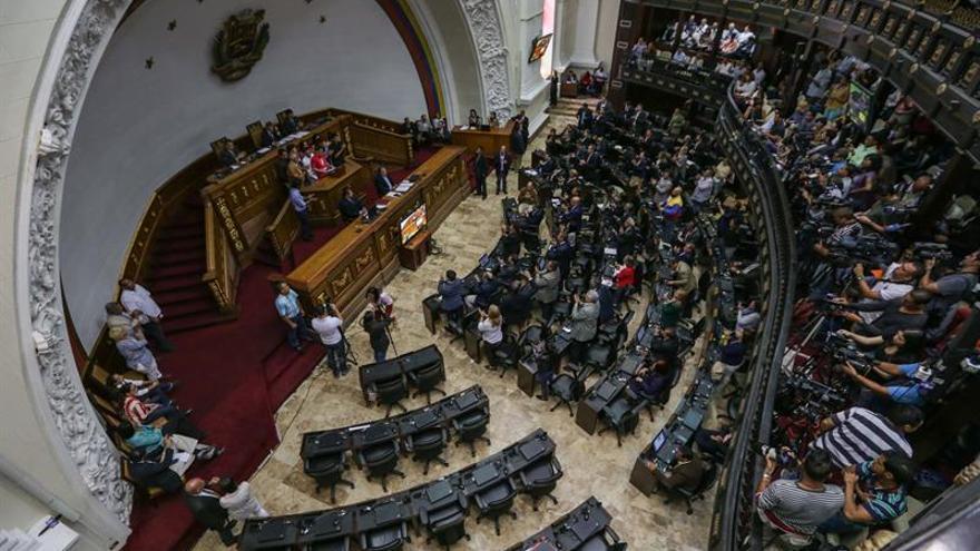 El Parlamento venezolano pedirá a la Fiscalía que investigue al procurador general