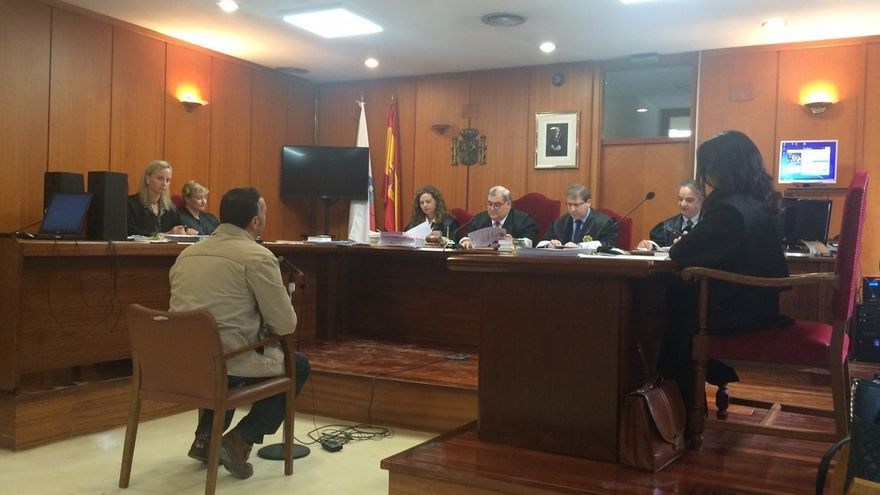 La Audiencia Provincial absuelve el guardia civil acusado de malos tratos a su esposa e hijo