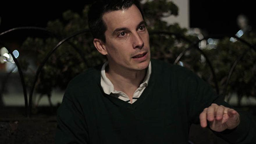El ex teniente del Ejército Luis Gonzalo Segura Foto: De la Cruz.