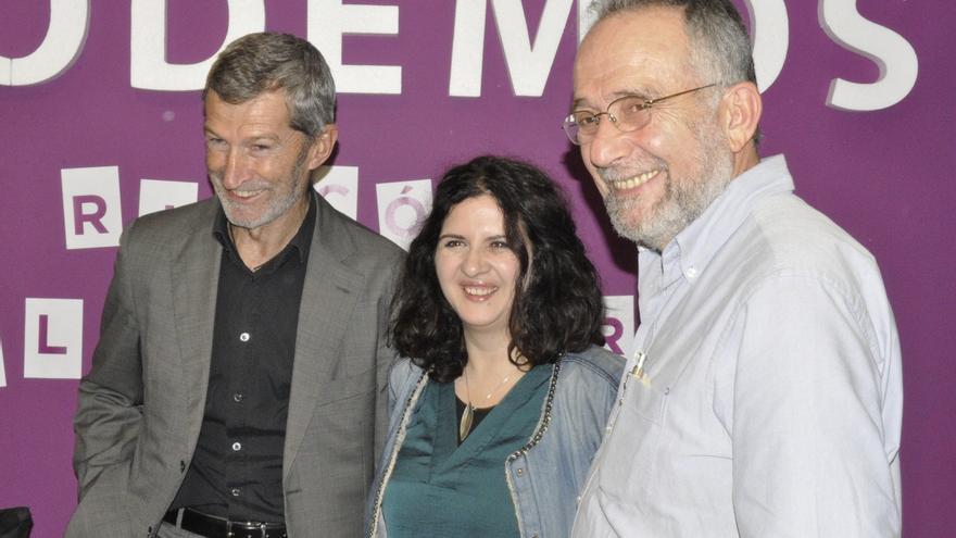 """Julio Rodríguez dice que España necesita """"profundizar"""" en la democracia con Podemos"""