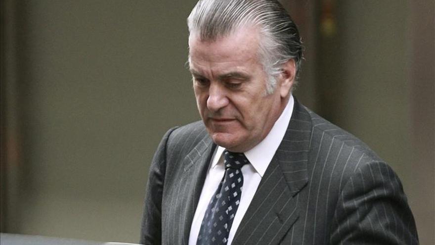 Ruz impone a Bárcenas una fianza civil de 43,2 millones de euros