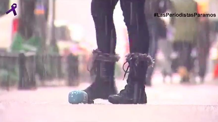 El emocionante vídeo de las periodistas de TVE clamando por la igualdad