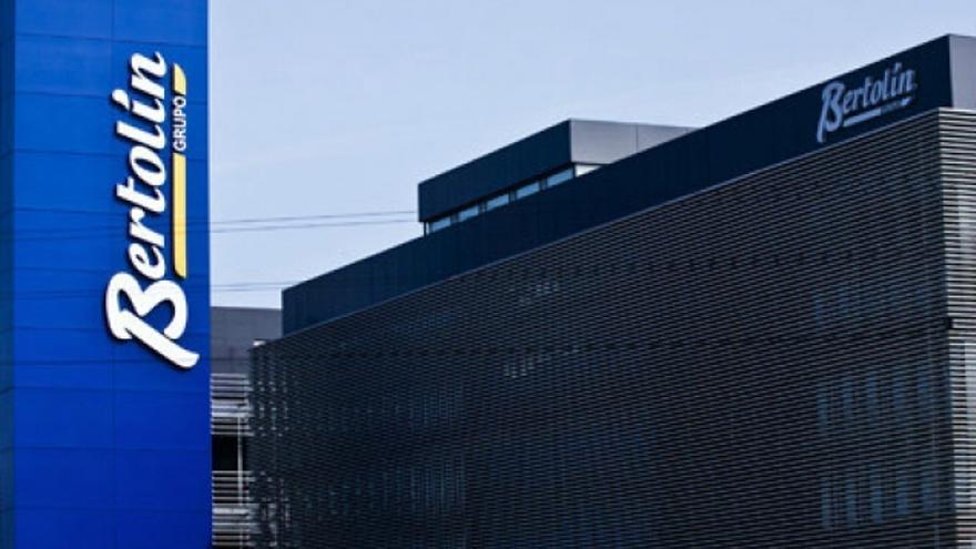 Instalaciones de la constructora Grupo Bertolín en València.