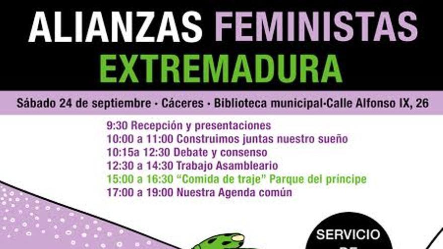 Alianza Feminista de Extremadura