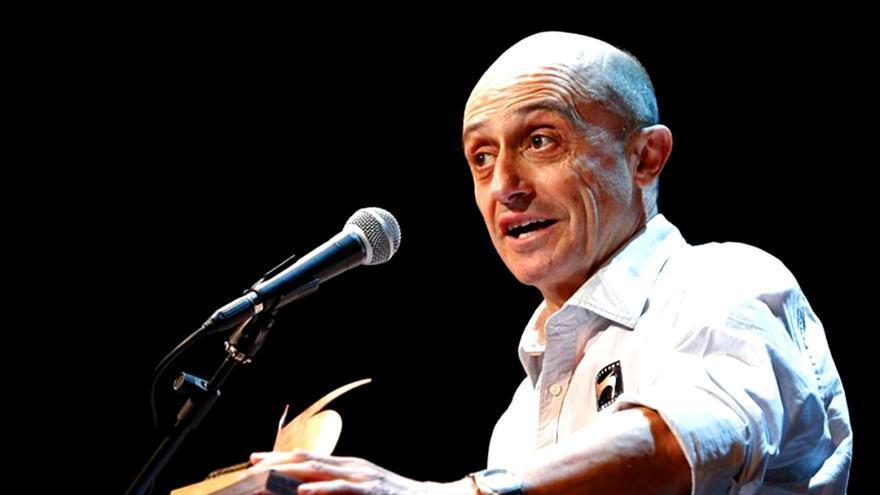 El actor Pepe Viyuela, nuevo integrante del Consejo Ciudadano de Podemos