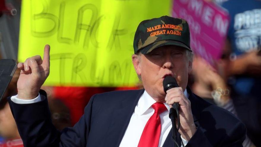 Las últimas encuestas siguen mostrando a un Trump incapaz de romper su techo