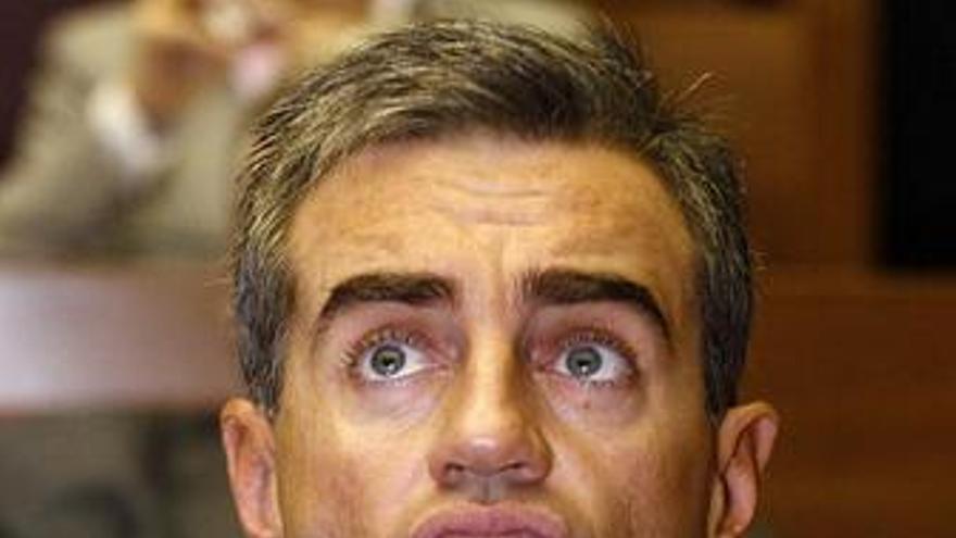 Ricardo Costa, secretario general del PP valenciano 'en capilla'. (EP)
