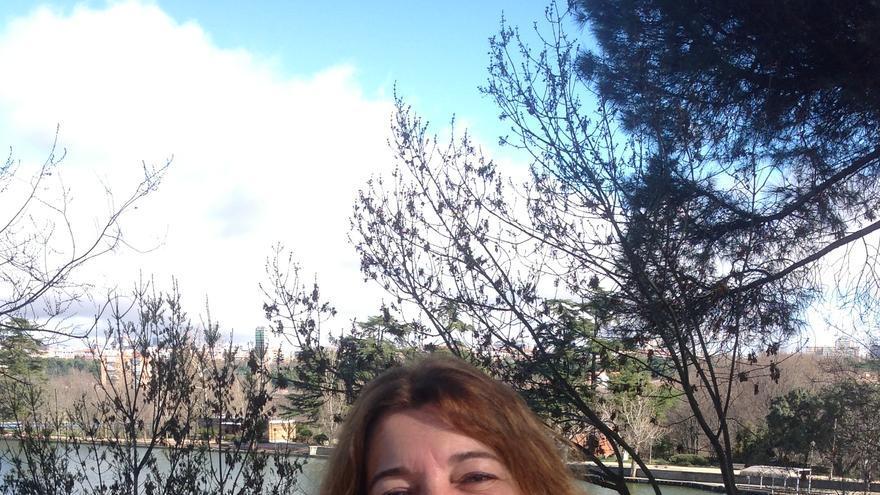 Maribel Maseda, autora de 'La zona segura'.