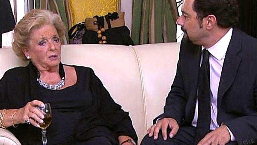 ¿'La que se avecina' con Marisa Porcel como la madre de Recio?