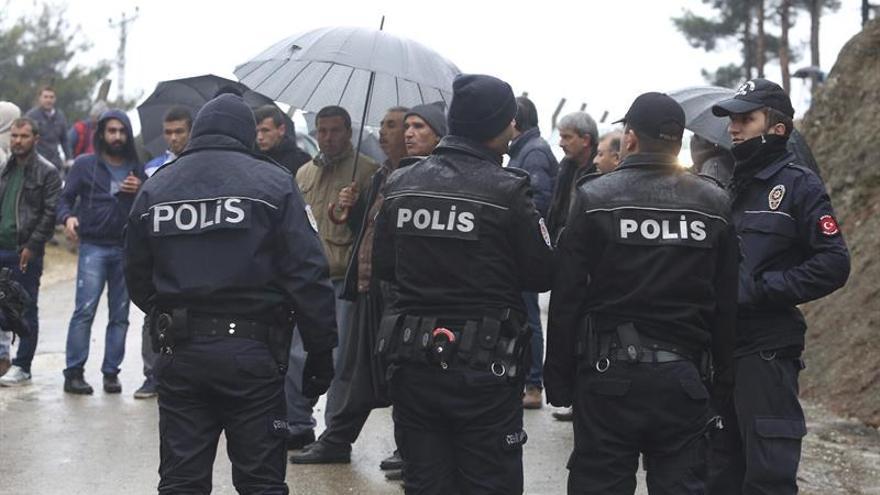 Seis detenidos por el incendio en una residencia de estudiantes de Turquía