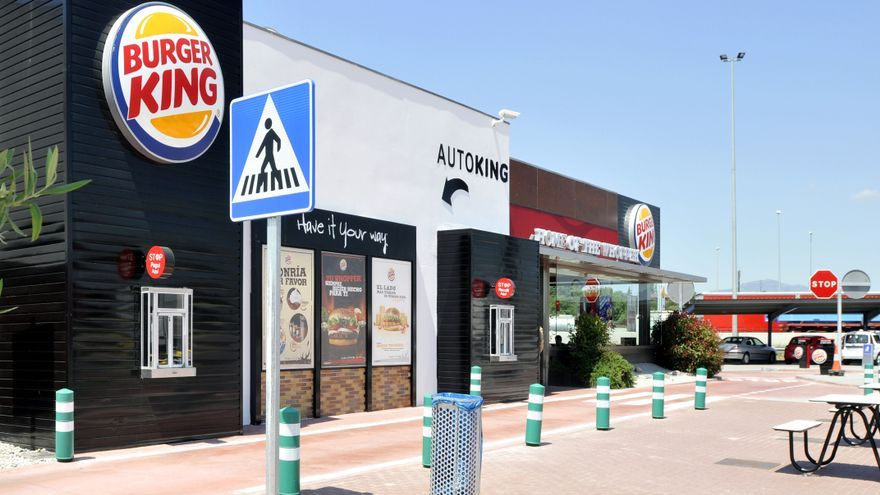 Burger King crea una filial para la prestación de servicios a sus franquiciados