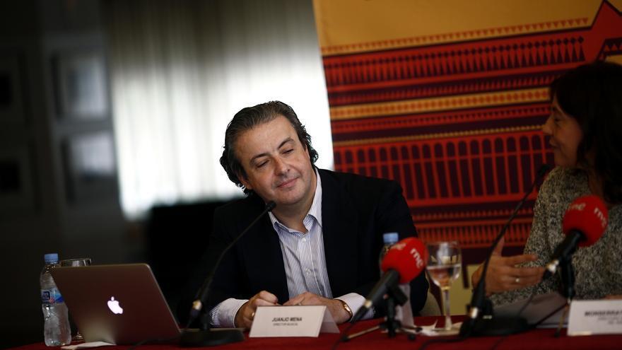 Juanjo Mena dirigirá la Euskadiko Ikasleen Orkestra y la Jove Orquestra de Catalunya en Vic y en San Sebastián