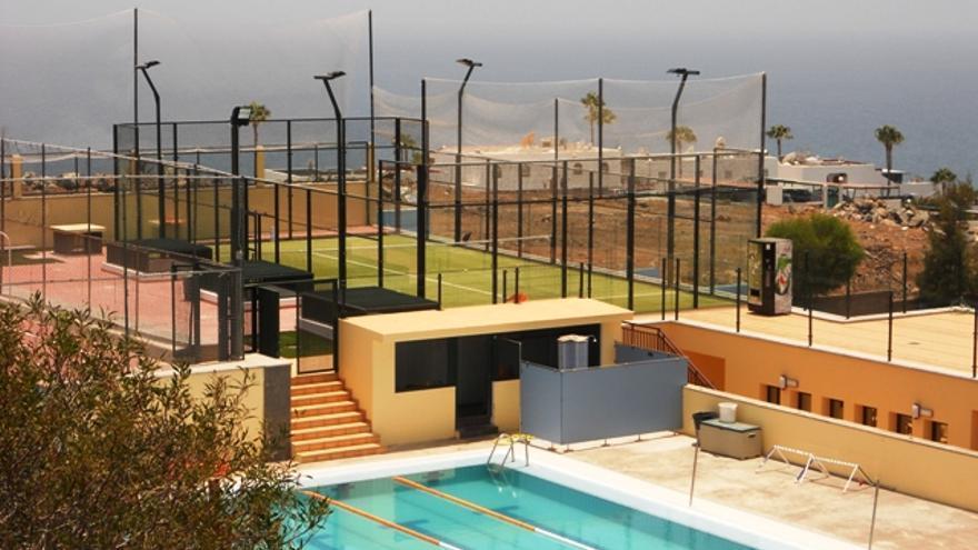 Instalaciones del Colegio Arenas en el Sur de Gran Canaria