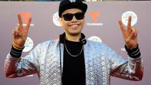 En la imagen, el cantante mexicano Raymix.