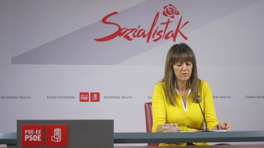 """PSE censura el """"contrainforme"""" de duplicidades y pide a Urkullu que """"olvide fantasmas"""" del PNV y respete el Parlamento"""