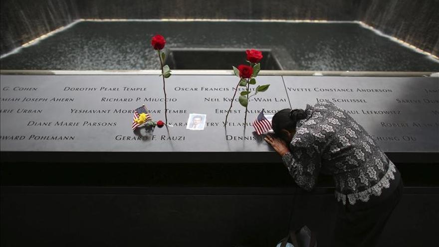 """Detenido un hombre """"sin techo"""" por dañar un memorial del 11S en Nueva York"""