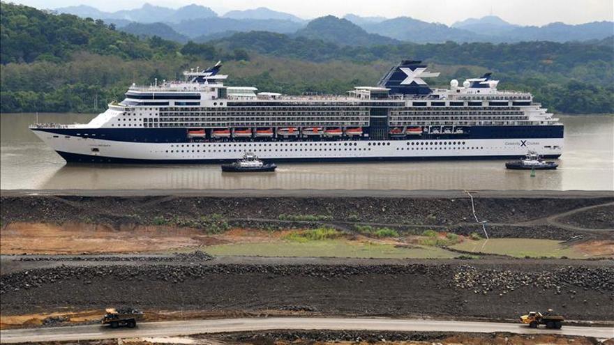 Consorcio anuncia la suspensión de las obras de la ampliación del Canal de Panamá