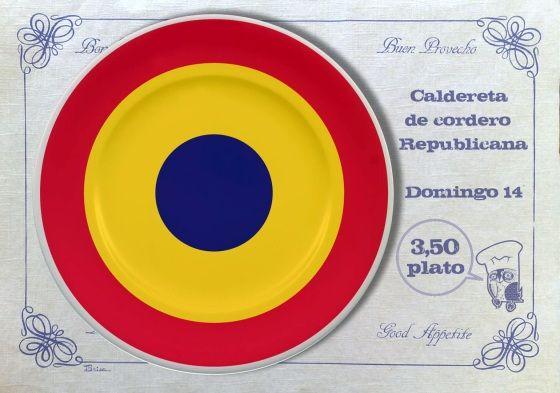 Calderera Republicana en la Milana Bonita