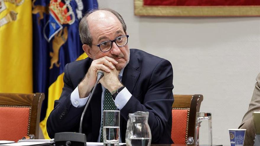 El administrador único de Radio Televisión Canaria, José Carlos Naranjo.