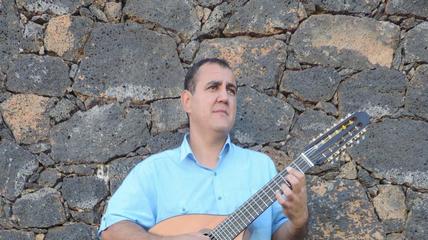 El profesor Silvestre Ramírez