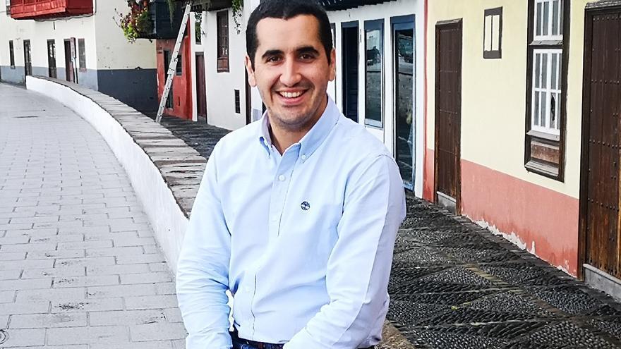Borja Pérez Sicilia.