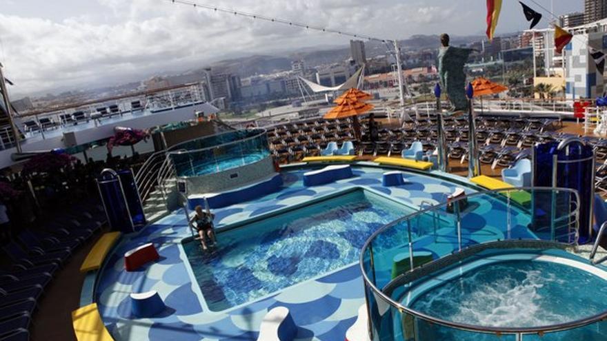 Del crucero 'Carnival Dream' #4