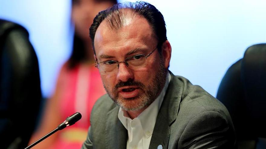 """México espera una reunión con Trump """"amigable y respetuosa"""", sin grandes acuerdos"""