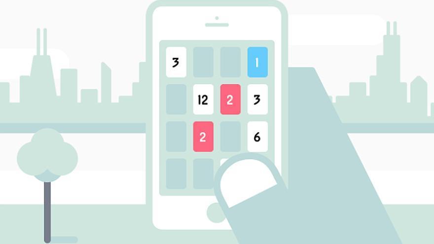 El puzzle matemático que, emulando a Candy Crush, está causando furor (Foto: Asherv.com)
