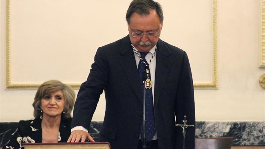Juan Jesús Vivas (PP), presidente de la Ciudad Autónoma de Ceuta por quinta vez.