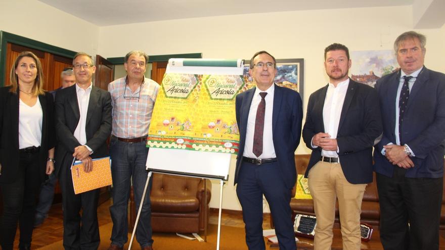 Cincuenta expositores de España y el extranjero participarán en la IX Feria Nacional Apícola