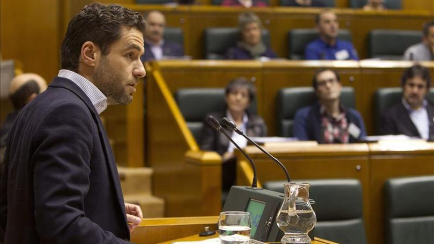 """El PP afirma que """"no hay un proceso de paz en Euskadi, se vive en paz porque ETA no asesina"""""""