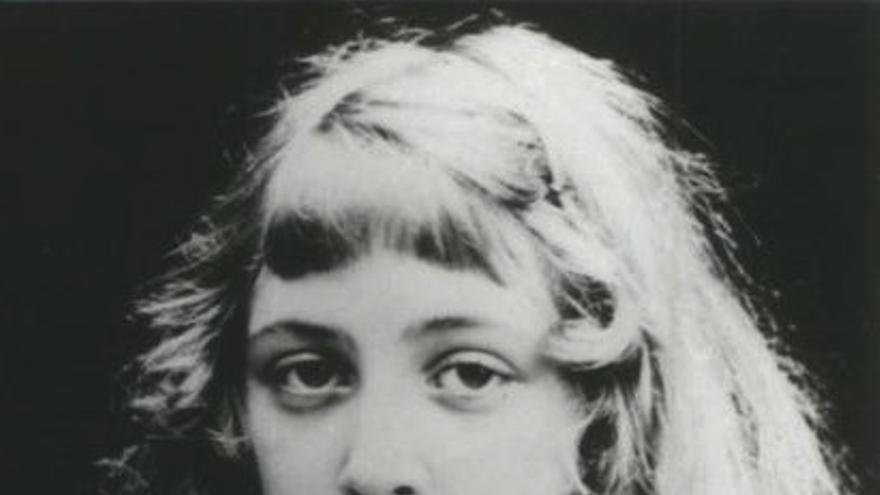 Agatha Christie de niña