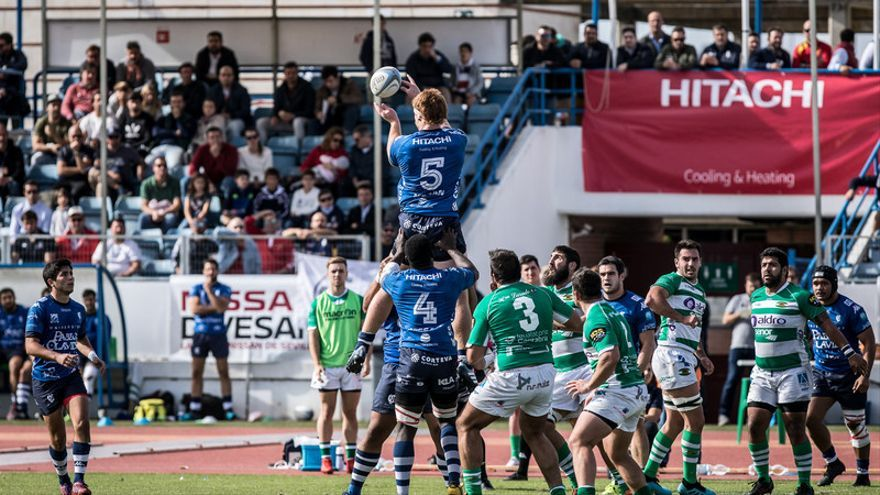 Rugby: Brillante triunfo científico (42-23)